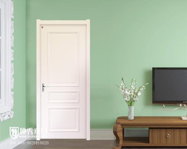 重庆坤秀木门:卧室门颜色如何选择?